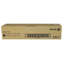 Тонер-картридж XEROX (006R01461) WC 7120/<wbr/>7125, черный, оригинальный, ресурс 22000 стр.