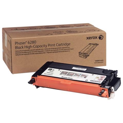 Тонер-картридж XEROX (106R01403) Phaser 6280/<wbr/>6280DN, черный, оригинальный, ресурс 7000 стр.