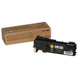 Тонер-картридж XEROX (106R01600) Phaser 6500/<wbr/>WC 6505, желтый, оригинальный, ресурс 1000 стр.