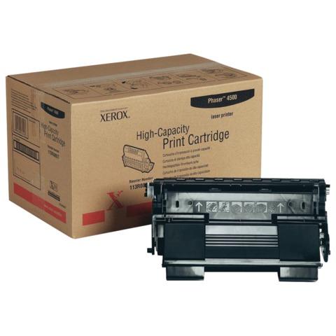 Тонер-картридж XEROX (113R00657) Phaser 4500/<wbr/>4500DT, оригинальный, ресурс 18000 стр.