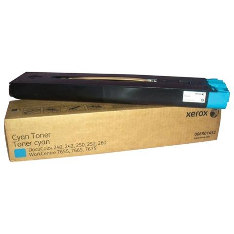 Тонер-картридж XEROX (006R01452) WC 7655/<wbr/>7755/<wbr/>DC 240/<wbr/>250/<wbr/>242 и др, желтый, оригинальный, ресурс 2шт*34000 стр.