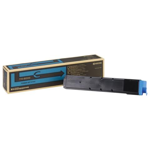 Тонер-картридж KYOCERA (TK-8305C) TASKalfa 3050ci/<wbr/>3051ci/<wbr/>3550ci/<wbr/>3551ci, голубой, оригинальный, ресурс 15000 стр.