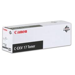 Тонер CANON (C-EXV17BK) iR4080/<wbr/>4580/<wbr/>5185, черный, оригинальный, ресурс 30000 стр.