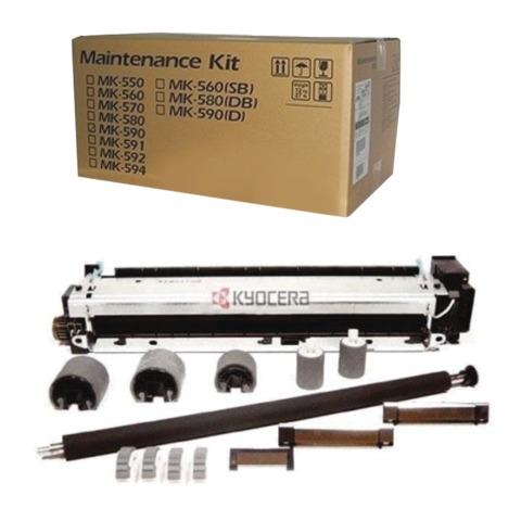 Ремонтный комплект KYOCERA (MK-590) FS-C2026M/<wbr/>FPM6026cdn/<wbr/>C2126MFP/<wbr/>C2526MFP и другие, оригинальный, ресурс 200000 стр.