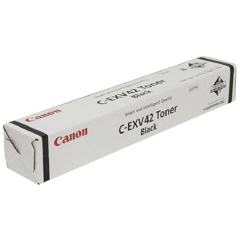 Тонер CANON C-EXV42 iR 2202/<wbr/>2202N, черный, оригинальный, ресурс 10200 стр.