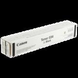Тонер CANON C-EXV034BK iR C1225/<wbr/>1225iF, черный, оригинальный, ресурс 12000 стр.