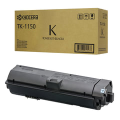 Тонер-картридж KYOCERA (TK-1150) P2235dn/<wbr/>w/M2135dn/<wbr/>M2635dn/<wbr/>w/M2735dw, ресурс 3000 стр., оригинальный