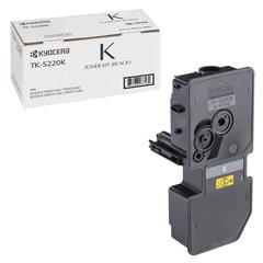 Тонер-картридж KYOCERA (TK-5220K) ECOSYS P5021cdn/<wbr/>cdw/<wbr/>M5521cdn/<wbr/>cdw, черный, ресурс 1200 стр., оригинальный