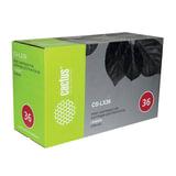 Тонер-картридж LEXMARK (LX36) Optra E360/<wbr/>460, ресурс 9000 стр., CACTUS, совмиестимый