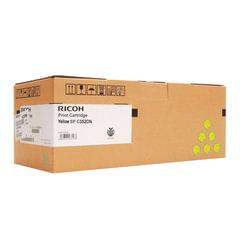 Тонер-картридж RICOH (407386) Ricoh SP C352DN, желтый, ресурс 7000 стр., оригинальный