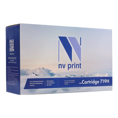 Картридж лазерный NV PRINT (NV-719H) для CANON LBP6300dn/<wbr/>6650/<wbr/>MF5840/<wbr/>5880, ресурс 6400 стр.
