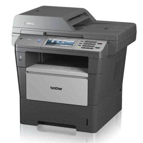 МФУ лазерное BROTHER MFC-8950DW (принтер, копир, сканер, факс), А4, 40 стр./<wbr/>мин., 100000 стр./<wbr/>мес.