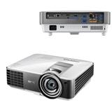 Проектор мультимедийный BENQ MX819ST, DLP, 1024×768, 3000 Лм, 13000:1, 3D, VGA, HDMI, короткофокусный