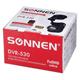 Видеорегистратор автомобильный SONNEN DVR-530, FullHD, 120°, экран 2'', microSD, HDMI