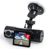 ���������������� ������������� SONNEN DVR-330, HD, 120�, ����� 2'', microSD