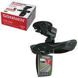 ���������������� ������������� SONNEN DVR-540, FullHD, 120�, ����� 2'', micro SD, HDMI