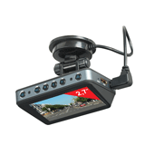 Видеорегистратор автомобильный SONNEN DVR-560, FullHD, 120°, экран 2,7'', GPS, G-сенсор, microSD, HDMI