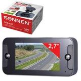 Видеорегистратор автомобильный SONNEN DVR-600, Full HD, 2 камеры, 180°, экран 2,7'', microSDHC, HDMI