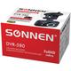 ���������������� ������������� SONNEN DVR-580, Full HD, 120�, ����� 1,5'', microSDHC