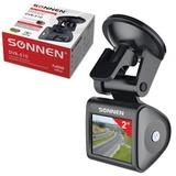 Видеорегистратор автомобильный SONNEN DVR-510, Full HD, 120°, экран 2'', microSDHC, HDMI