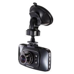 Видеорегистратор автомобильный SONNEN DVR-520, Full HD, 175°, экран 2,7'', G-сенсор, microSDHC, HDMI