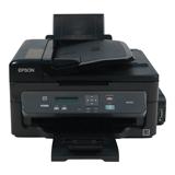 МФУ струйное монохромное EPSON M200 (принтер, копир, сканер), A4, 1440×720, 34 стр./<wbr/>мин., АПД, сетевая карта, без кабеля USB