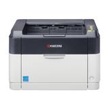 Принтер лазерный KYOCERA FS-1060DN, А4, 25 стр./<wbr/>мин., 15000 стр./<wbr/>мес., ДУПЛЕКС, сетевая карта, без кабеля USB