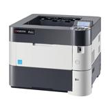 Принтер лазерный KYOCERA FS-4100DN, А4, 45 стр./<wbr/>мин., 200000 стр./<wbr/>мес., ДУПЛЕКС, сетевая карта, без кабеля USB