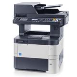 МФУ лазерное KYOCERA M3040DN (принтер, сканер, копир), А4, 40 стр./<wbr/>мин., 200000 стр./<wbr/>мес., ДУПЛЕКС ДАПД сетевая карта