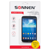 "Защитная пленка для Samsung Galaxy Tab 3 8"" SONNEN, прозрачная"