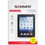 Защитная пленка для iPad Air SONNEN, против отпечатков пальцев, прозрачная