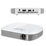 Проектор мультимедийный ACER C205, DLP, 854×480, 200 Лм, 1000:1, HDMI, ультрапортативный