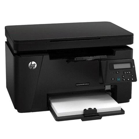МФУ лазерное HP LaserJet Pro M125rnw (принтер, копир, сканер), А4, 20 с/<wbr/>мин., 8000с/<wbr/>мес., Wi-Fi, сетевая карта