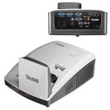 �������� �������������� BENQ MW853UST/<wbr/>+, DLP, 1280×800, 3200 ��, 10000:1, 3D, VGA, HDMI, ���������������������
