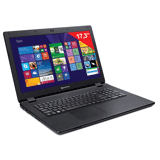 "������� ACER PACKARD BELL, 17,3"", INTEL Celeron N2940 1,83 ���, 4 ��, 500 ��, DVD-RW, Windows 8.1, ������, ENLG71BM-C5JV"