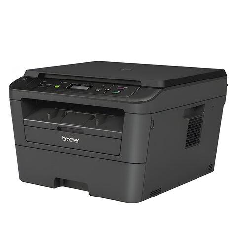 МФУ лазерное BROTHER DCP-L2520DWR (принтер, копир, сканер), А4, 26 стр./<wbr/>мин, 10000 стр./<wbr/>мес., ДУПЛЕКС, Wi-Fi (б/<wbr/>к USB)