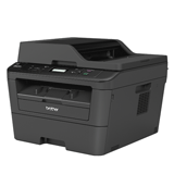 МФУ лазерное BROTHER DCP-L2540DNR (принтер, копир, сканер), А4, 30 стр./<wbr/>мин, 10000 стр./<wbr/>мес., ДУПЛЕКС, АПД, с/<wbr/>к (б/<wbr/>к USB)