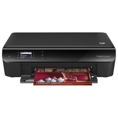МФУ струйное HP Deskjet Ink Advantage 3545 (принтер, копир, сканер), A4, 4800×1200, 21 стр/<wbr/>мин, LCD, Wi-Fi, ДУПЛЕКС (б/<wbr/>кабеля USB)