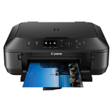 ��� �������� CANON PIXMA MG5640 (�������, ������, �����), �4, 4800×1200, 12,2 ���./<wbr/>���, �������, LCD, Wi-Fi, NFC (��� ������ USB)