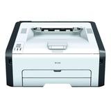 Принтер лазерный RICOH SP 210, А4, 22 стр./<wbr/>мин, 20000 стр./<wbr/>мес (без кабеля USB)