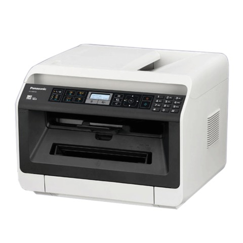 МФУ лазерное PANASONIC KX-MB2110RUW (принтер, сканер, копир), А4, 26 стр./<wbr/>мин, 12000 стр./<wbr/>мес., АПД, ДУПЛЕКС, сетевая карта