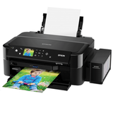 Принтер струйный EPSON L810, А4, 5760×1440 dpi, 37 стр./<wbr/>мин, LCD, СНПЧ, печать фото без ПК