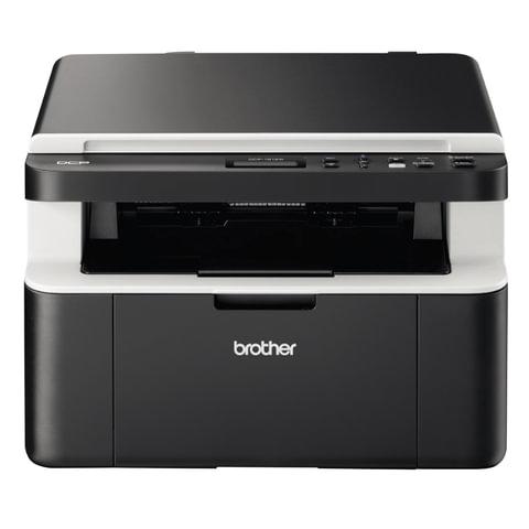 МФУ лазерное BROTHER DCP-1612WR (принтер, сканер, копир), А4, 20 стр./<wbr/>мин, 10000 стр./<wbr/>месяц, Wi-Fi (без кабеля USB)