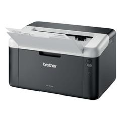 Принтер лазерный BROTHER HL-1212WR, А4, 20 стр./<wbr/>мин, 10000 стр./<wbr/>мес., Wi-Fi (без кабеля USB)