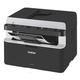 МФУ лазерное BROTHER MFC-1912WR (принтер, сканер, копир, факс), А4, 20 стр./<wbr/>мин., 10000 стр./<wbr/>месяц, АПД, Wi-Fi (без кабеля USB)