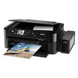 МФУ струйное EPSON L850 (принтер, копир, сканер), А4, 5760×1440 dpi, 37 стр./<wbr/>мин, с СНПЧ, печать фото без ПК