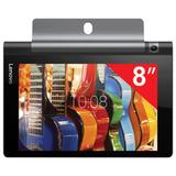 "Планшет LENOVO YOGA YT3-850M, 8"", 4G (LTE), Wi-Fi, 16 Гб, 8 Мп, microSD, черный, пластик"