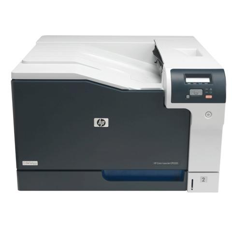 Принтер лазерный ЦВЕТНОЙ HP Color LaserJet Professional CP5225, А3, 20 стр./<wbr/>мин, 75000 стр./<wbr/>мес. (без кабеля USB)