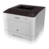 Принтер лазерный ЦВЕТНОЙ SAMSUNG CLP-680ND, А4, 24 стр./<wbr/>мин, 60000 стр./<wbr/>мес., ДУПЛЕКС, сетевая карта (с кабелем USB)