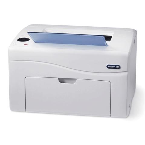 Принтер лазерный ЦВЕТНОЙ XEROX Phaser 6020BI, А4, 10 стр./<wbr/>мин, 30000 стр./<wbr/>мес., Wi-Fi (без кабеля USB)
